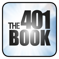 Button Logo for The 401 Book (Publisher; Genpopmedia).  Due for release in 2021.