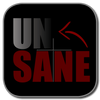 "UNSANE Film logo button by GenPopMedia & David Hooper.  ""What do you so when a covert narcissist ..."