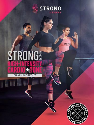Strong By Zumba… The latest craze is coming to Cayman!