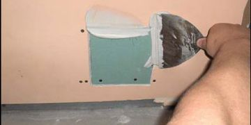 Drywall & Painting in Silver Spring, Drywall repair in Silver Spring