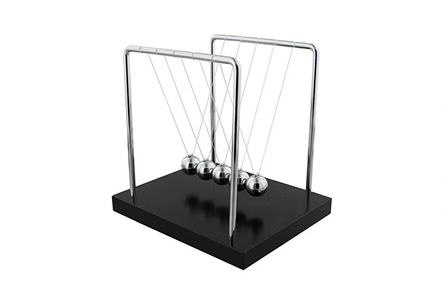 HARVEY MAKIN NEWTON'S CRADLE
