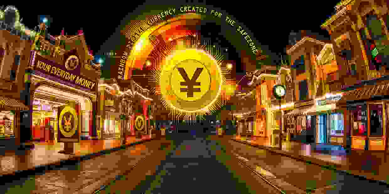 Unicorn Network SafeZone, SafeZone Pass, SafeZone.Tips blog, YEM, Rainbow currency
