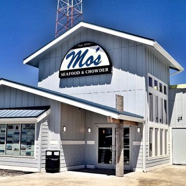 Mo's Seafood and Chowder in Astoria, Oregon