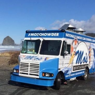 Mo's Seafood and Chowder Food Truck