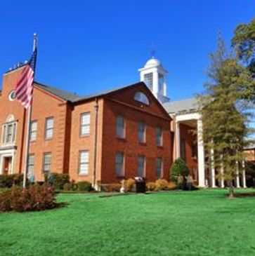 DeSoto County Courthouse, Hernando, Mississippi