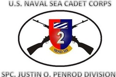 UNITED STATES NAVAL SEA CADET CORPS  SPC. Justin O. Penrod Divisi