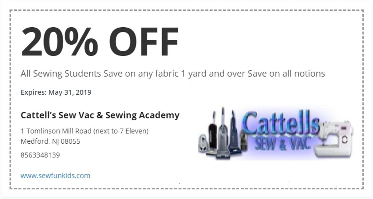 All Sewing Students in our classes and sewing students in area high school sewing programs.
