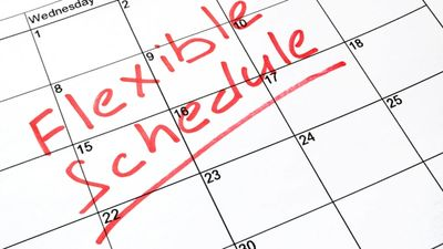 Flexible Schedule - Enroll Now Learn Later