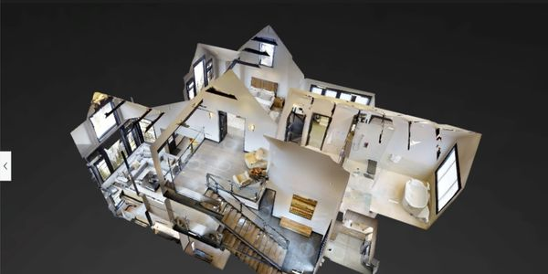 Dollhouse View - Matterport 3D Virtual Reality Imaging