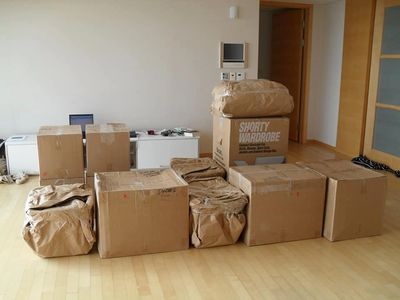 example of packing we can provide