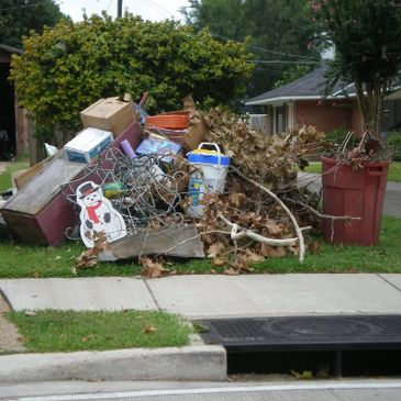 junk removal, trash removal, estate cleaning