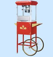 popcorn Machine w/cart for rent in Orange county
