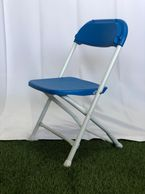 "Children Folding Chair  Chair measures 12"" wide and 12"" deep. Seat is 13"" high."