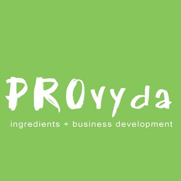 Provyda - ingredients and business development