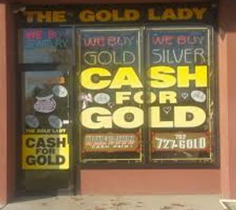 CASH FOR GOLD STORE FRONT