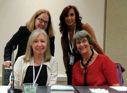 Historical Novel Society 2019: with Nancy Bilyeau, Donna Russo Morin, Patricia Bracewell