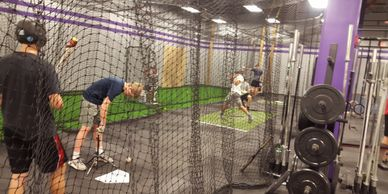 strength & baseball combo clinics