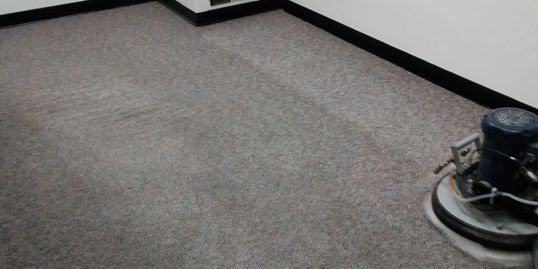 low-moisture carpet cleaning; bonnet cleaning