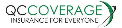 "QCCOVERAGE  ""Insurance For Everyone"""