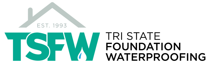 TRI STATE FOUNDATION       WATERPROOFING