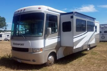 2005 Thor Four Winds Windsport Class A Motorhome For Sale
