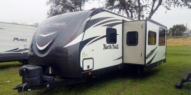 2015 Heartland North Trail 28DBSS Travel Trailer For Sale