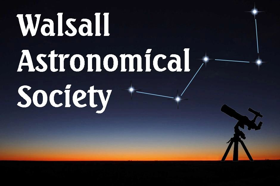 Walsall Astronomical Society Main Logo
