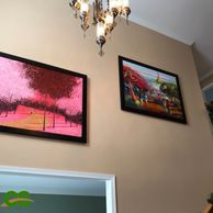 Artwork Installation Service