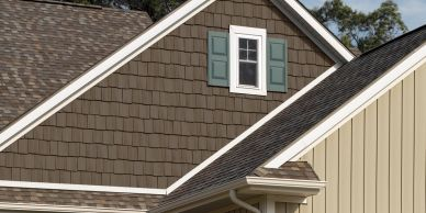 Certainteed Cedar Impressions, Certainteed Board and Battan Siding, Grand Rapids Siding