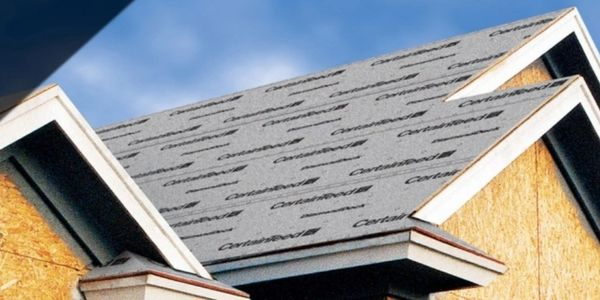 Certainteed Roof Runner, Synthetic Underlayment, Grand Rapids, Michigan, Roofer
