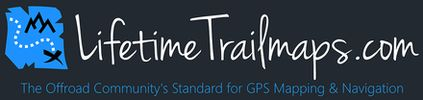 lifetime trail maps, GPS system, offroading GPS, Trail riding, GPS, SXS, side by side,