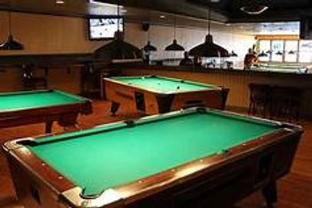 Pool tables on location