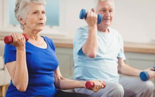 Gentle activities help increase joint flexibility, range of motion and maintain muscle strength.