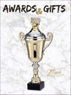 Cover for Marco Awards and Gifts Online Catalog