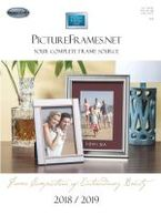 Cover of Online Picture Frames Catalog