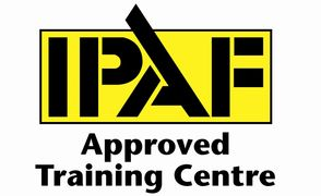 IPAF approved training centre logo