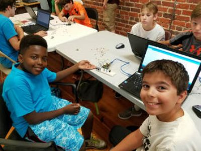 Waxhaw Kid Coders in Waxhaw, NC