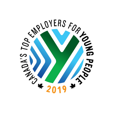 Canada's Top Employers for Young People Logo