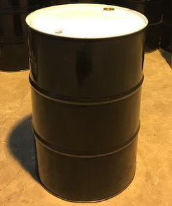 55 Gallon Closed Head Reconditioned UN Rated Unlined Steel Drum- UN1A1/Y1.4/250