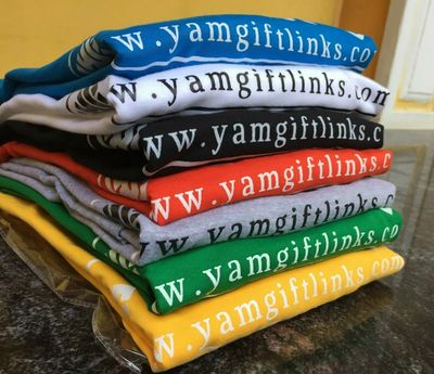 Yam GIFT LINKS colours