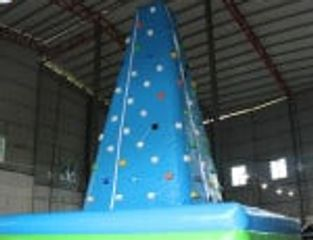 Inflatable Climbing Rock wall