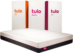 Tulo bed in a box
