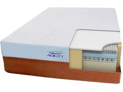 Agility bed in a box