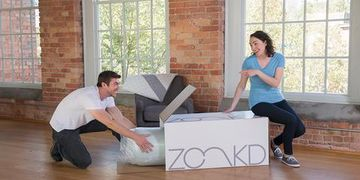 Zonkd bed in a box