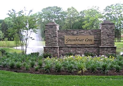 Greenbriar Cove is a 55+ community in Chattanooga, TN