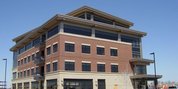 Office building Dictoguard has worked on in Northern Colorado.