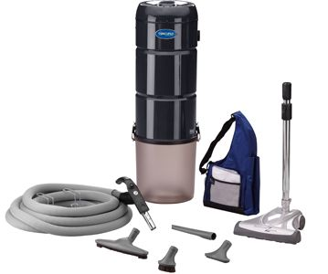 VACUFLO central vacuum systems from DictoGuard in Fort Collins, CO and beyond.