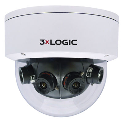 3xLogic Dome Security Camera from DictoGuard for Fort Collins and beyond.
