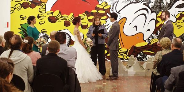 Wedding At Museum of Contemporary Art
