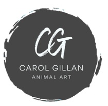 Carol Gillan Animal Oil Paintings, Resin  & Giclèe Limited Eds